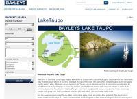 Westerman Realty Ltd Trading AS Bayleys Turangi's website