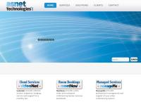 Asnet Technologies Ltd's website