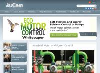 AuCom Electronics Ltd's website