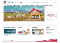 Caltex - Upper Hutt's website