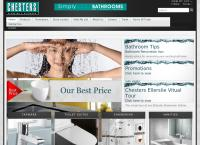 Chesters Plumbing & Bathroom Centre Ltd's website