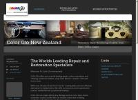 Color Glo International's website