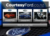 Courtesy Ford's website