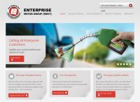 Enterprise Motor Group Ltd's website