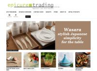 Epicurean Workshop's website