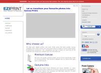 EziPrint.co.nz's website