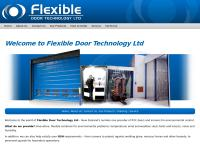 Flexible Door Technology Ltd's website