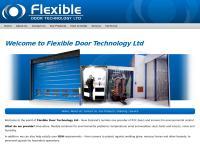 Flexible Door Technology Ltd's website