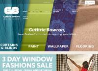 Guthrie Bowron's website