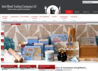 John Monk Trading Ltd's website