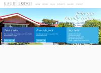 Kauri Lodge Retirement Village's website