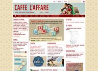 Caffe L'affare Ltd's website