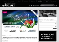 Newmarket Dental Group's website