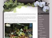 Orchid Florist's website