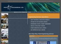 Pace Engineering Ltd's website