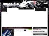 Pulse Performance Race Engineering Ltd's website