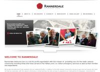 Rannerdale War Veterans Home's website
