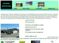 Raymar Motor Inn's website