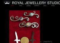 Royal Jewellery Studio's website