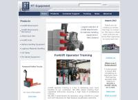 Logitrans  Ltd's website