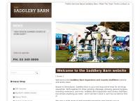 Saddlery Barn's website