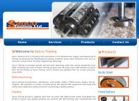 Sanco Tooling Ltd's website