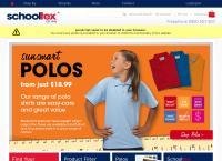 PostiePlus Schooltex's website