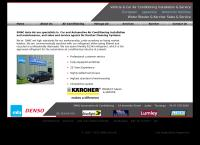 Smac Electrical & Auto Air's website