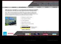Smac Electrical & Auto Air's website