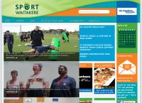 Sport Waitakere's website