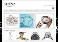 Stonz Jewellers's website