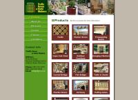 Trellis Fence & Gate Makers's website