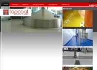 Top Coat Specialist Coatings Ltd's website