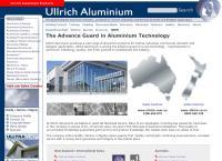 Ullrich Aluminium Co Ltd's website