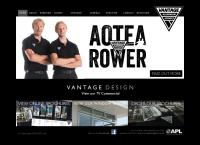 Vantage Aluminium Windows North Shore Ltd's website