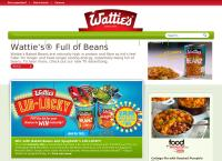 Heinz Wattie S Ltd's website