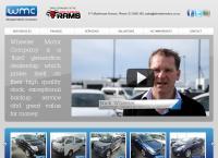 Wheeler Motor Company's website