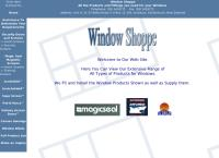 Window & Door Shoppe's website