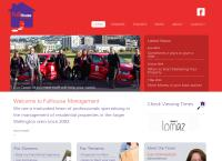Full House Management Ltd's website