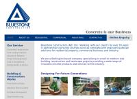 Bluestone Construction (Nz) Ltd's website