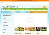 Return 2 Health Limited's website
