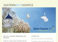 Dove House - Eastern Bays Hospice's website