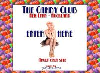 The Candy Club Ltd's website