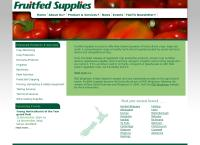 Fruitfed Supplies Levin's website
