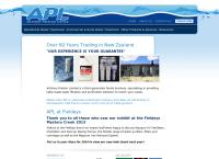 Pentek Water Filters  Ltd's website