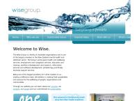 Wise Group's website