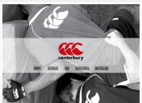 Canterbury Of New Zealand's website