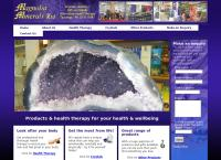 Magnolia Minerals's website