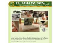 Futon Ya San organic's website