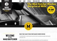 The Mad Butcher's website